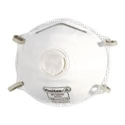 Masque de protection avec valve
