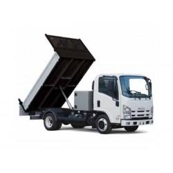 location camion benne les abrets