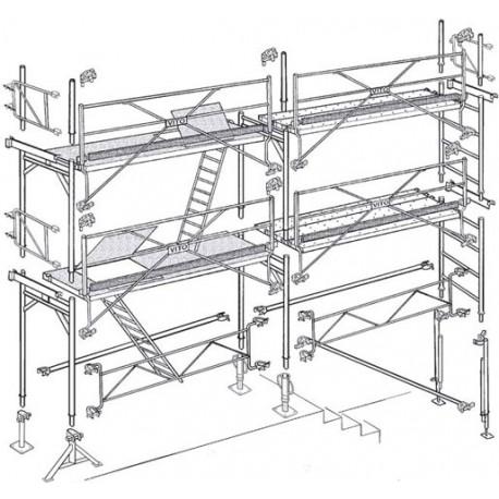 location echafaudage 90 m tour du pin. Black Bedroom Furniture Sets. Home Design Ideas
